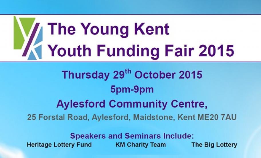 Youth Kent Funding Fair