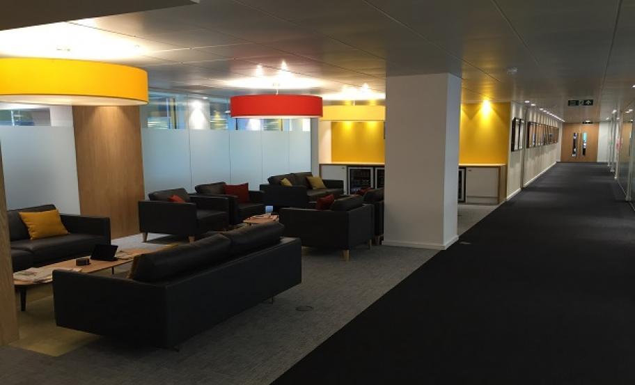 New London Head Office Case Study