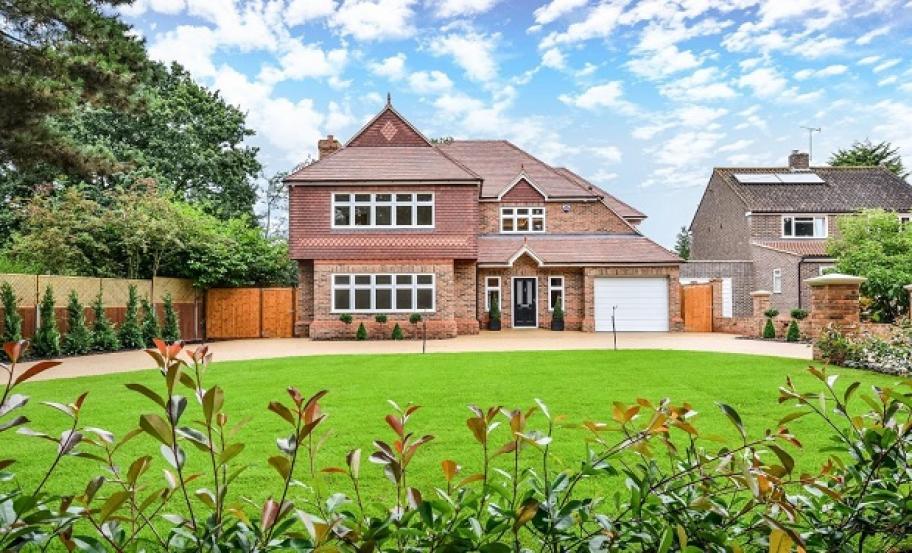 Luxury Private Home Case Study