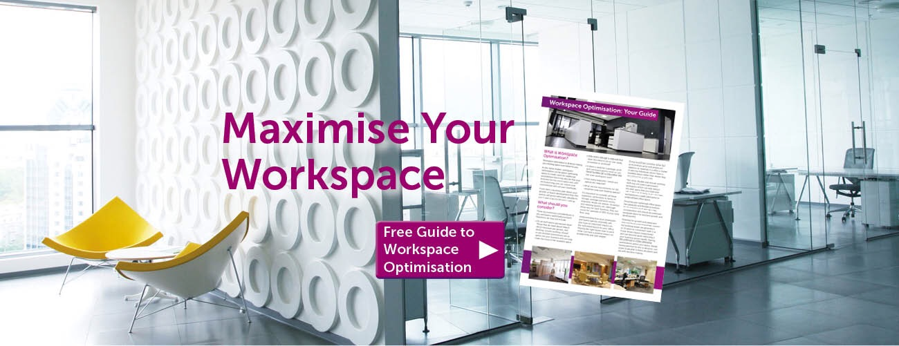 Project management to optimise workspaces